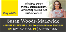 Susan Woods-Markwick c/- Ray White